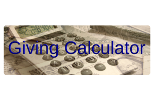 Giving Calculator